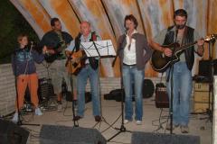 Country večer v Hliníkách 24.8.2007