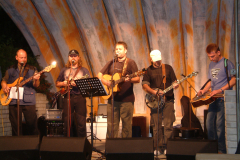 Country večer v Hliníkách 6.8.2010