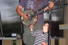 Koncert v Javorce 13.8.2009