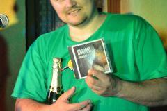 Křest CD Soukromý nebe 3.8.2011