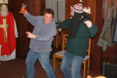 S Jirkou Meisnerem v Kozlově 29.11.2008