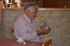 Sloupnice  MADAM, Peter Rowan 17.9.2011